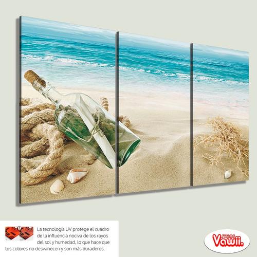 cuadros decorativos - playas