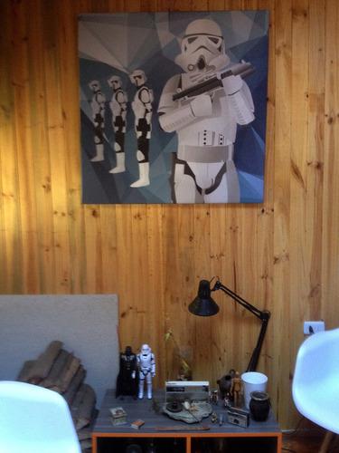 cuadros decorativos star wars