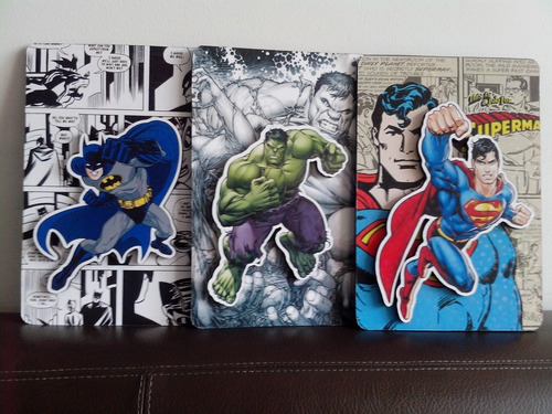 cuadros decorativos superheroes