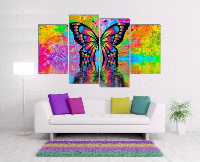 Cuadros Decorativos Tripticos 135 X 70 Cm En Retablos 143 000 En