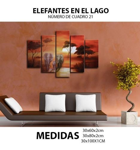 cuadros decorativos variedad de tamaños y diseños 12 pagos