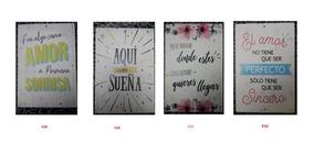 Cuadro Decorativos Frases Vintage Cuadros Nuevo En General
