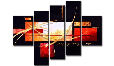Cuadros Dipticos Tripticos Polipticos Modernos Abstracto