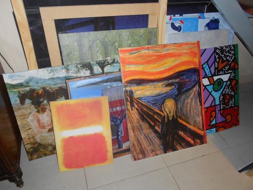 cuadros en lienzo andrew wyeth en canvas con bastidor