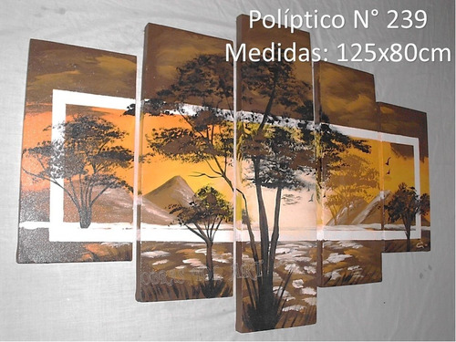 cuadros etnicos, decorativos, modernos obras yol art