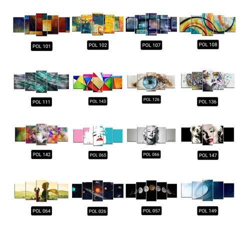 cuadros grandes polípticos varios modelos decorativos
