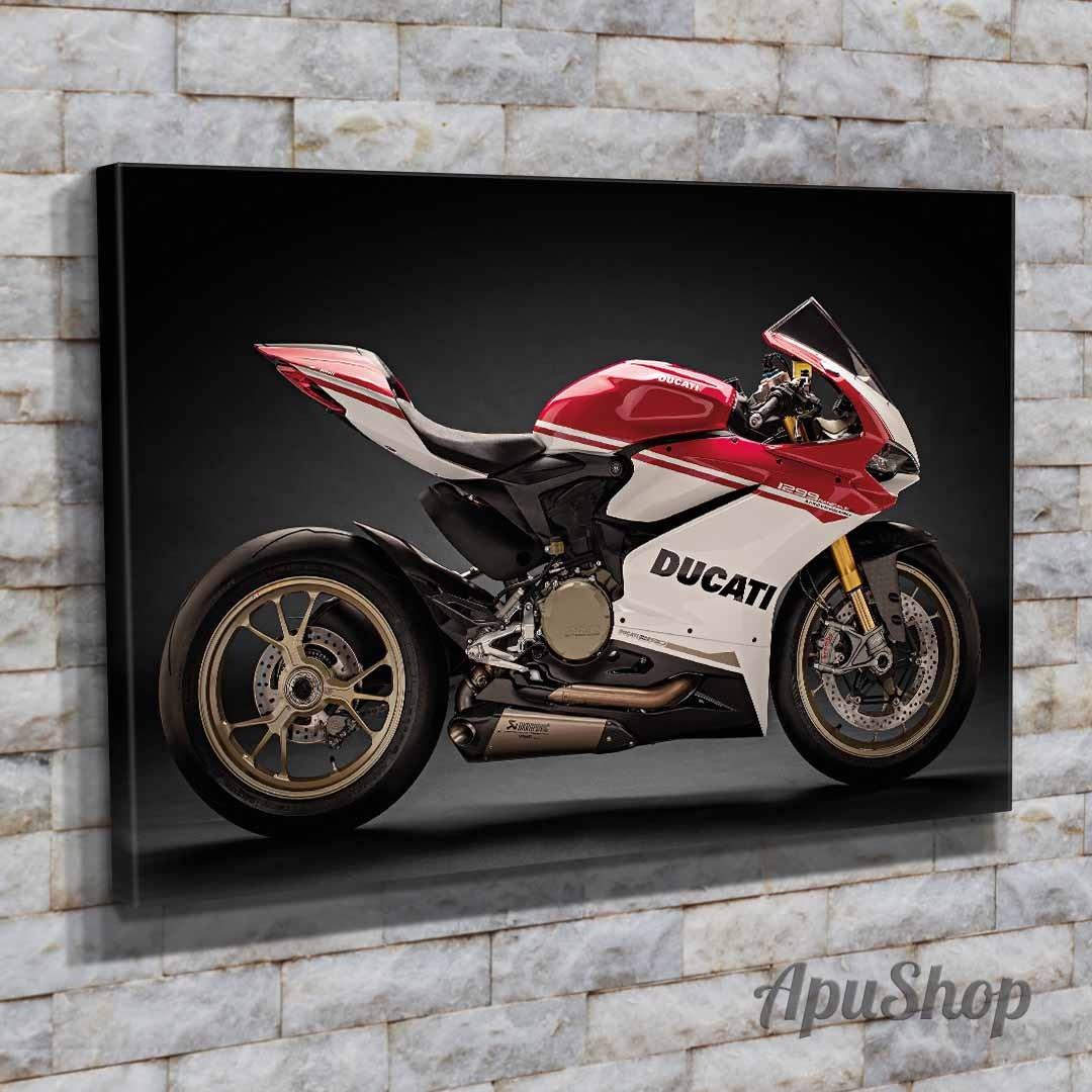 Cuadros Lienzo 45x30 Motos Ducati Kawasaki Ninja Y Más - $ 549,00 en ...