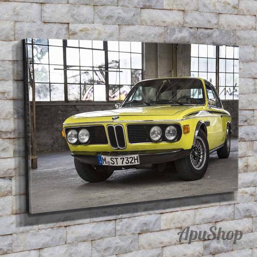 cuadros lienzo 60x40 autos deportivos bmw coupé 3 y más
