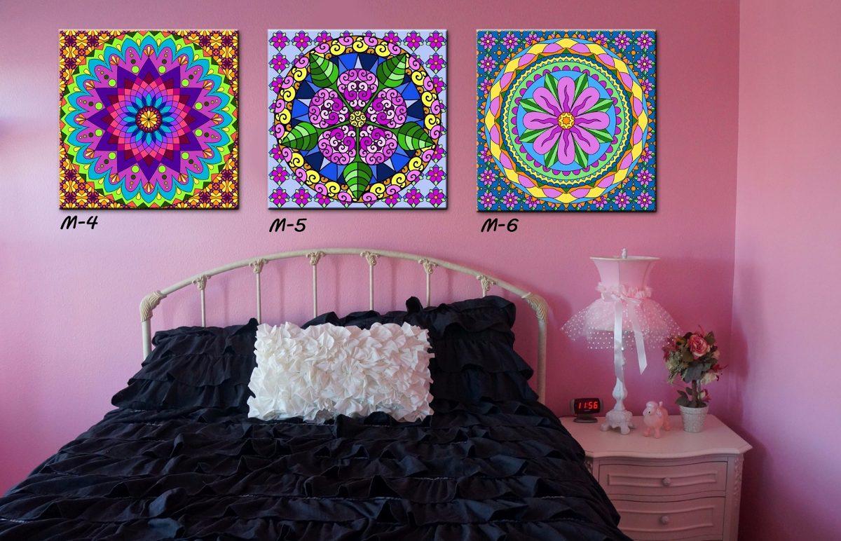 Homestyler Com Pinturas De Mandalas Arte De Pared De Mandala Mandala Por