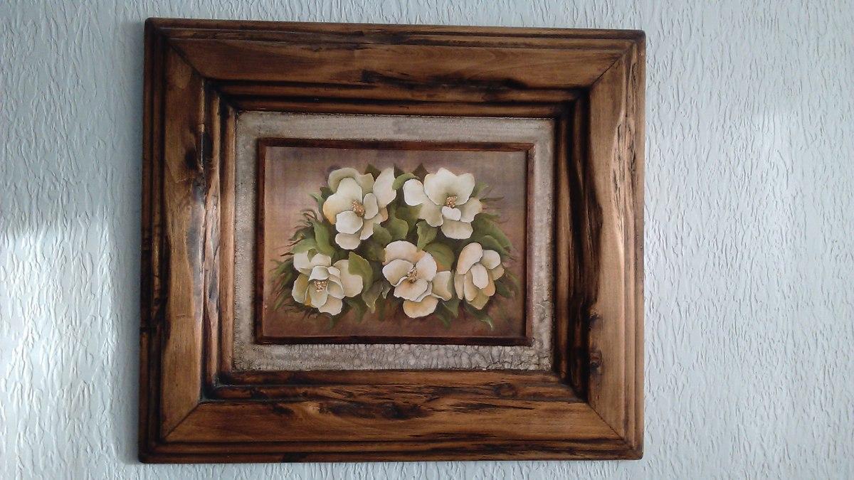 Cuadros marcos rusticos artesanales en madera - Marcos rusticos para fotos ...