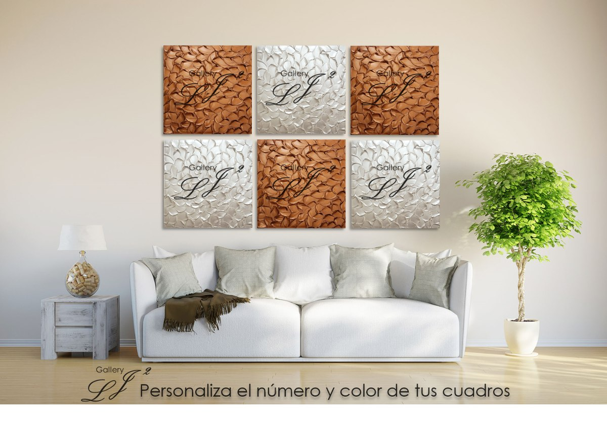 Cuadros minimalistas al leo con esp tula hechos a mano for Cuadros decoracion zaragoza