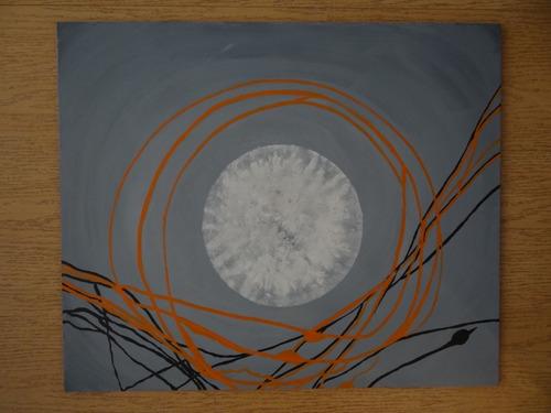 cuadros modernos - abstractos al esmalte