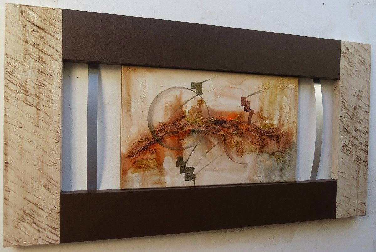 Cuadros modernos abstractos de alta total - Fotos cuadros abstractos ...