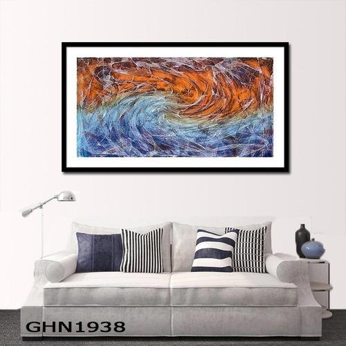 cuadros modernos abstractos, decoracion moderna