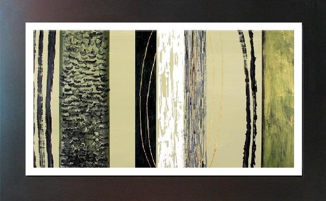 Cuadros Modernos Con Marco Detalles En Alto Relieve S 39000 En - Cuadros-en-relieve-modernos