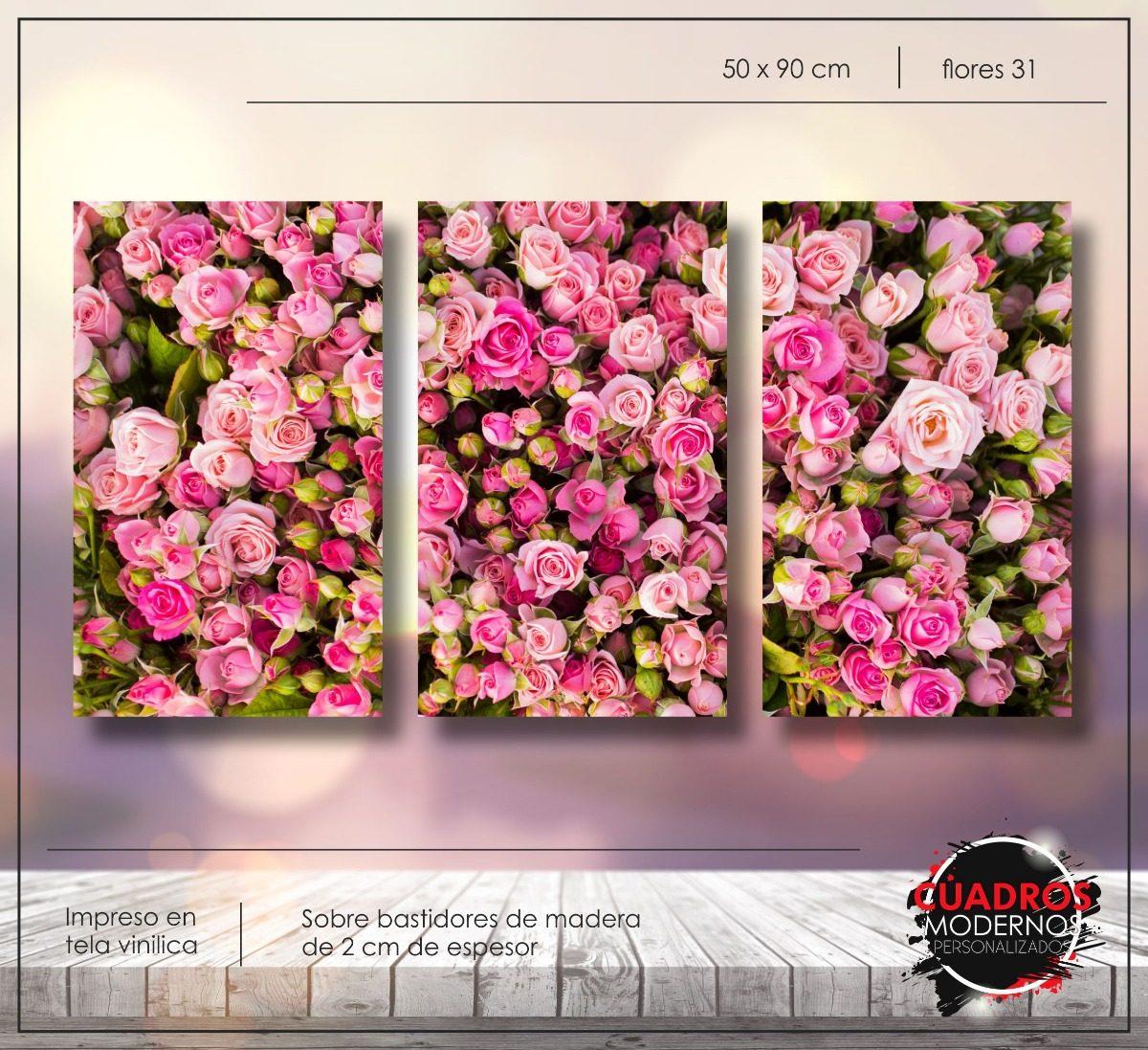 Imagenes De Cuadros Modernos De Flores