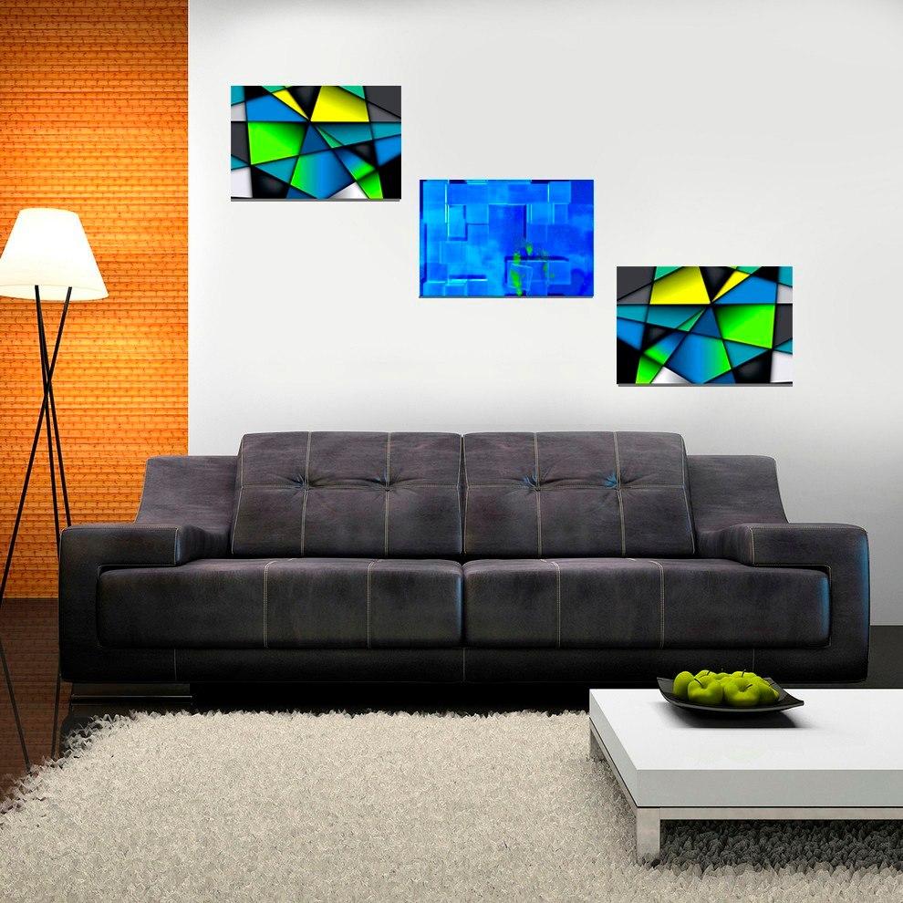 Cuadros modernos minimalistas bs en mercado libre - Cuadros modernos valencia ...
