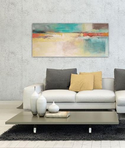 cuadros modernos triptico / entero 80 x 120 envio sin cargo