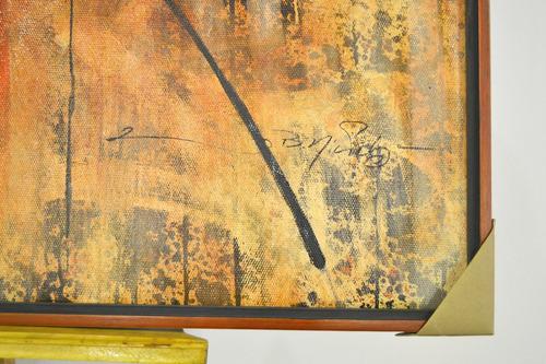 cuadros obra arte en umberto capozzi autor bernardo nieves