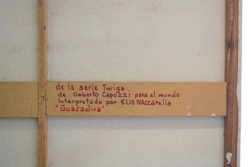 cuadros obra arte en umberto capozzi autor elio naccarella