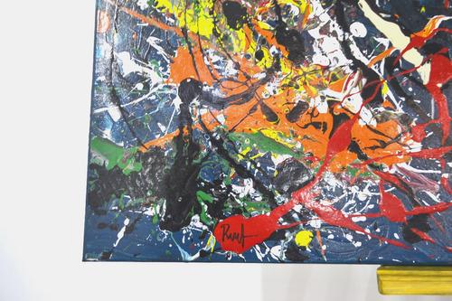 cuadros obra arte en umberto capozzi autor robiglio faloppa