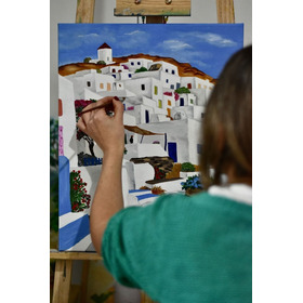 Cuadros Oleos, Pinturas A Mano, Decorativos