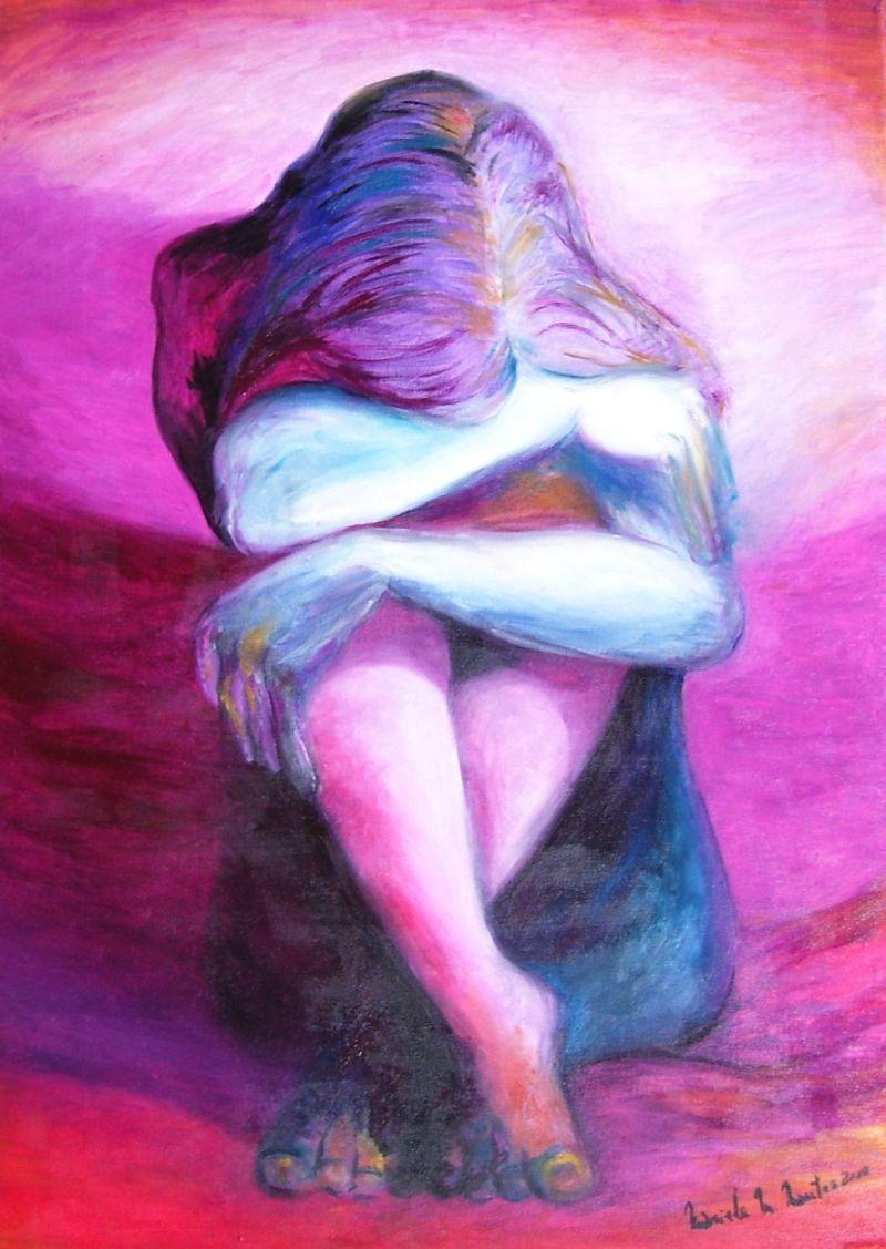 Cuadros originales pintura al oleo en - Cuadros de meninas modernos ...