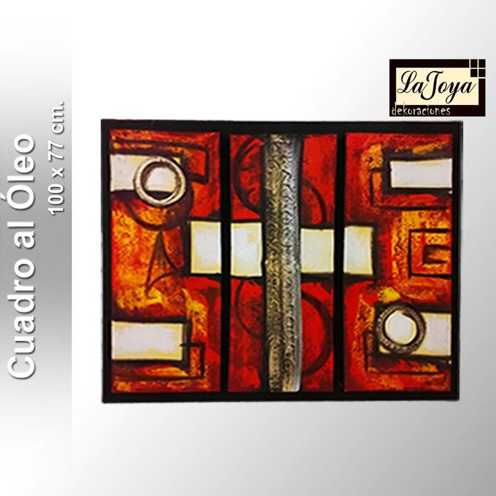 Cuadros para comedores modernos perfect cuadros modernos for Cuadros abstractos modernos para comedor
