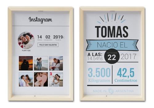 cuadros personalizados aniversario cuadritos nacimiento baby
