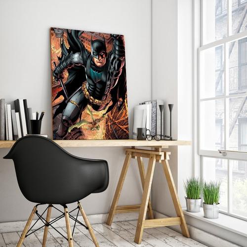 cuadros / personalizados dc batman comic