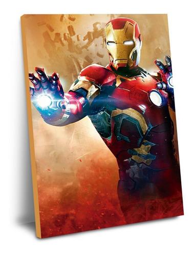 cuadros / personalizados marvel iron man 2