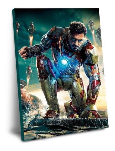 cuadros / personalizados marvel iron man