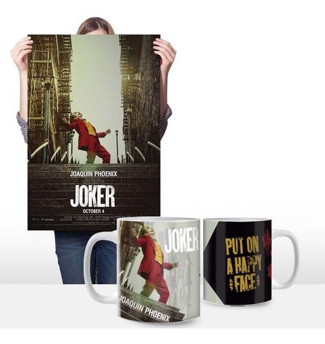 cuadros personalizados más taza 11oz. de joker0001