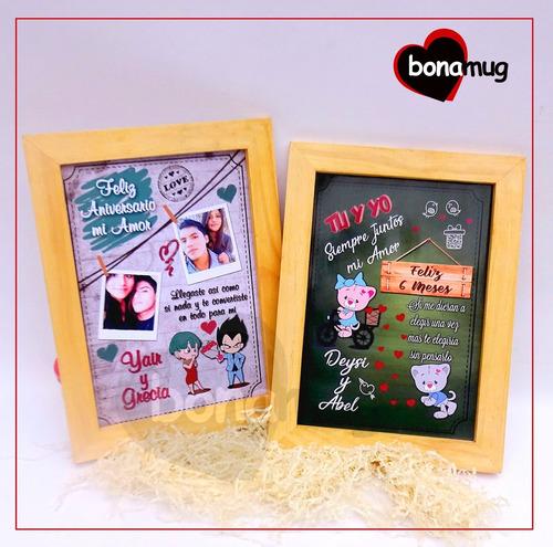 cuadros personalizados regalos