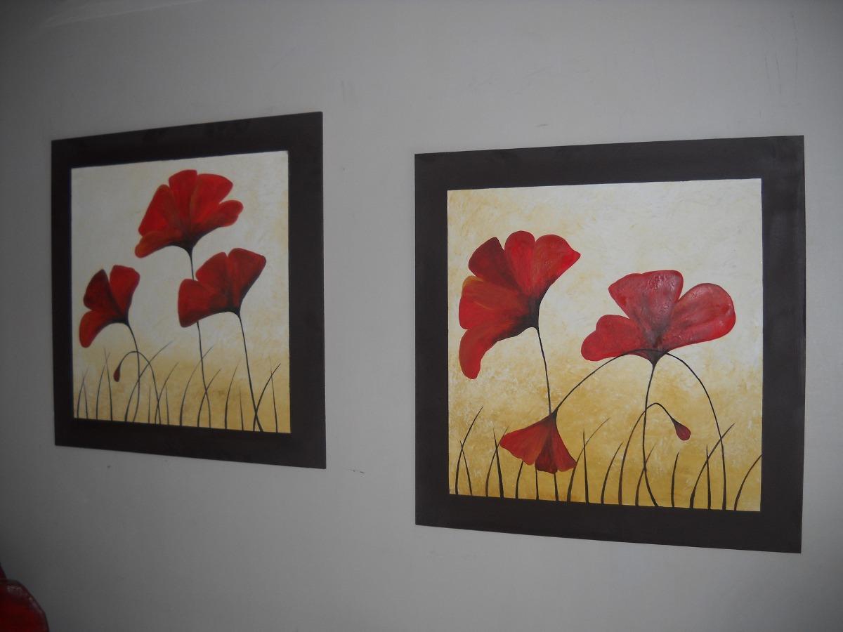 Cuadros De Flores Grandes Pinterest
