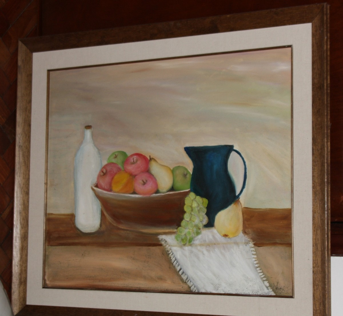 Cuadros pintados al leo 50 x 70 cm aprox for Cuadros pintados al oleo