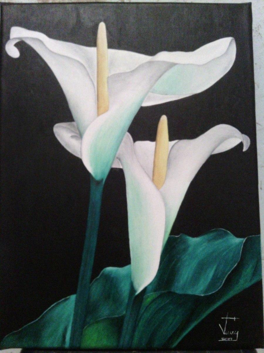 Cuadros pintados al oleo hermosos dise os te gustaran bs for Donde puedo comprar cuadros