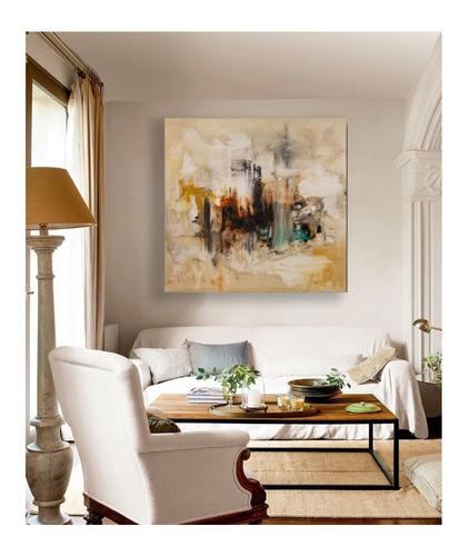 cuadros pintados al oleo modernos, abstractos
