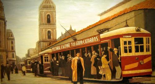 cuadros pintados  al óleo y al acrílico originales y  únicos