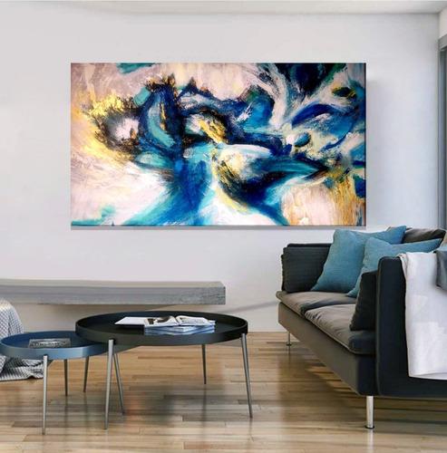 cuadros pinturas abstractas texturizados.