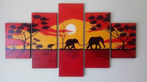 cuadros pinturas modernas abstractas