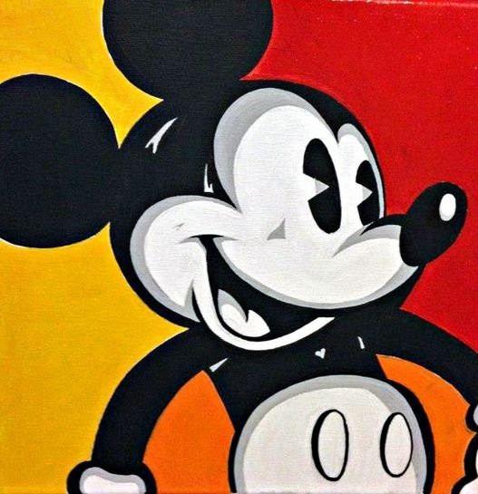 Cuadros pop art disney bs en mercado libre - Cuadros pop art comic ...
