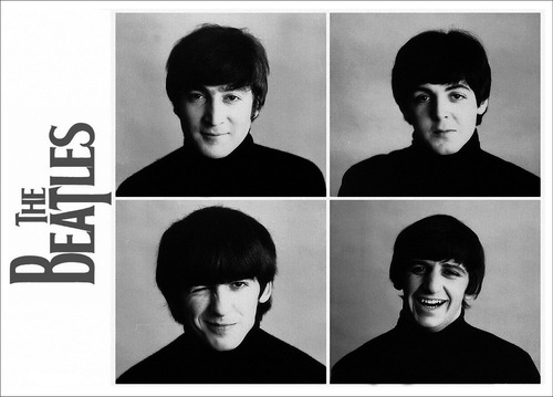 cuadros, posters de the beatles