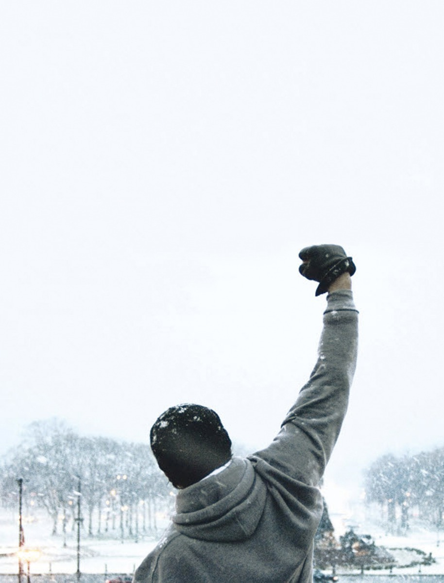 Cuadros Rocky Balboa Decoración Personalizada Frases