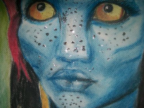 cuadros y dibujos de hadas , angeles, y bailarinas, retratos