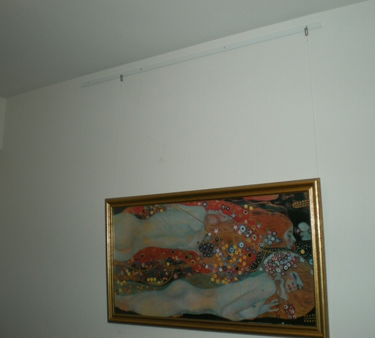 Rieles para colgar cuadros ikea great com anuncios de - Rieles colgar cuadros ...