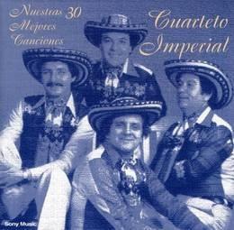 cuarteto imperial nuestras 30 mejores canciones cd nuevo