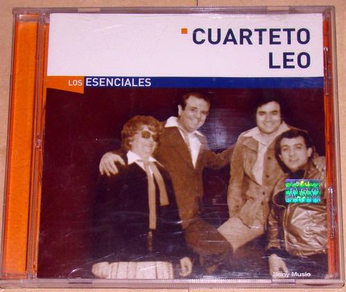 cuarteto leo los esenciales cd argentino