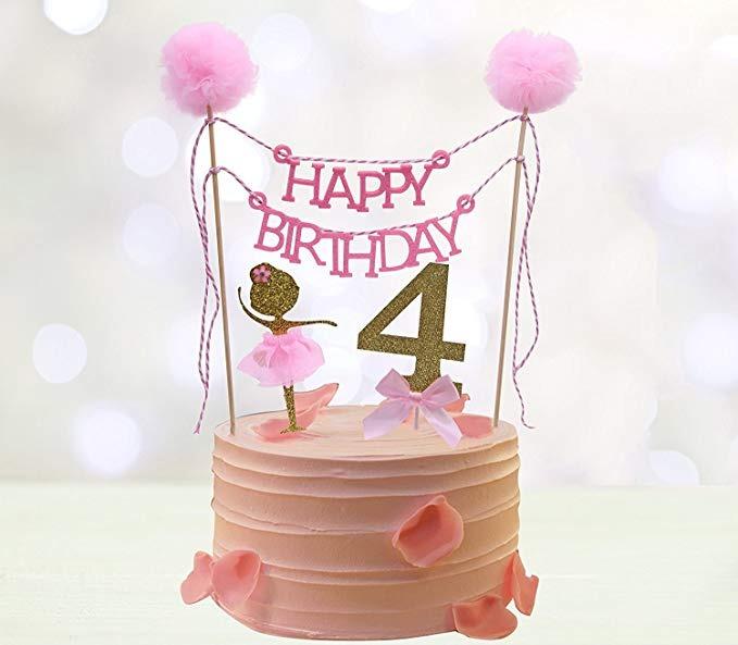 Cuarto cumplea os cake toppers feliz cumplea os cake topp for Cuartos decorados feliz cumpleanos