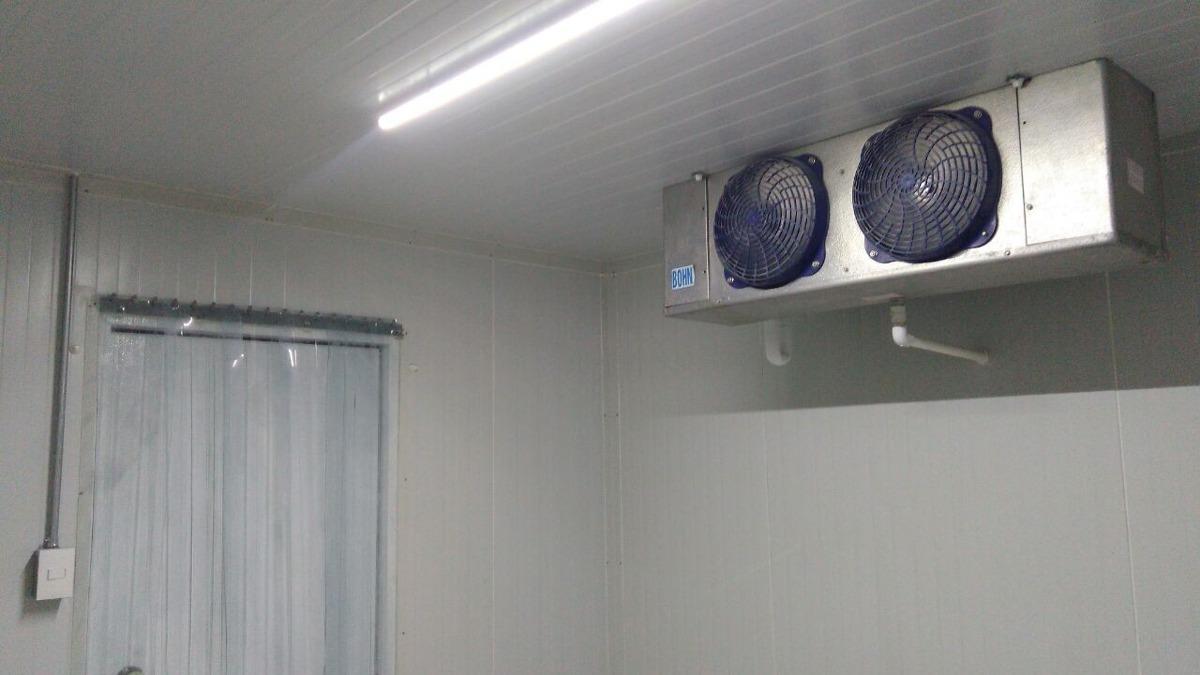 Cuarto Frio Camara De Refrigeracion - $ 80,000.00 en Mercado Libre